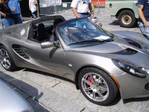 Lotus sportscar
